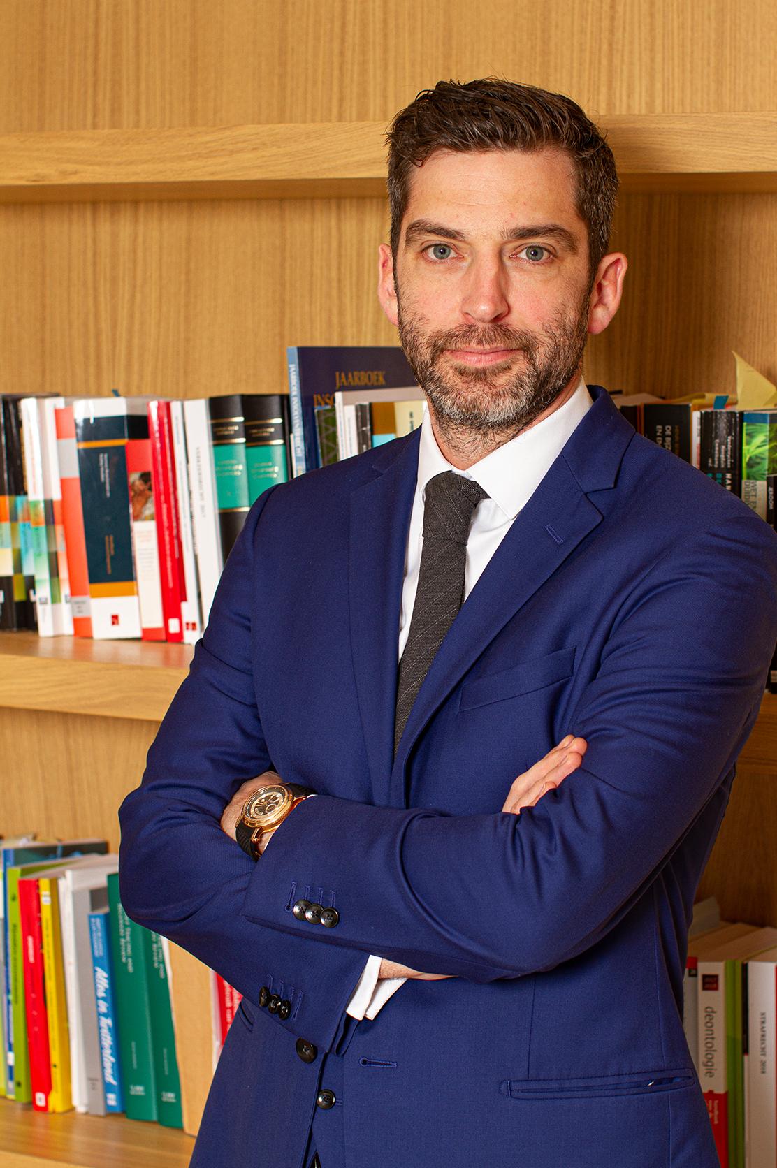 Jorgen Van Laer advocaat arbeidsrecht